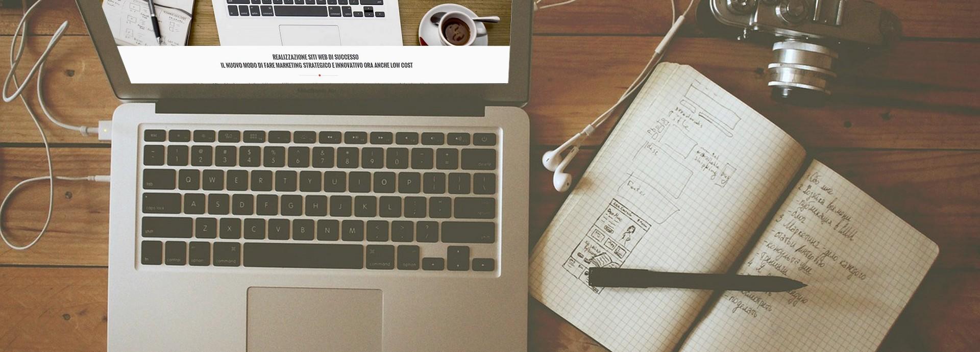 Creare Siti Web trasforma il tuo business, espande l'audience