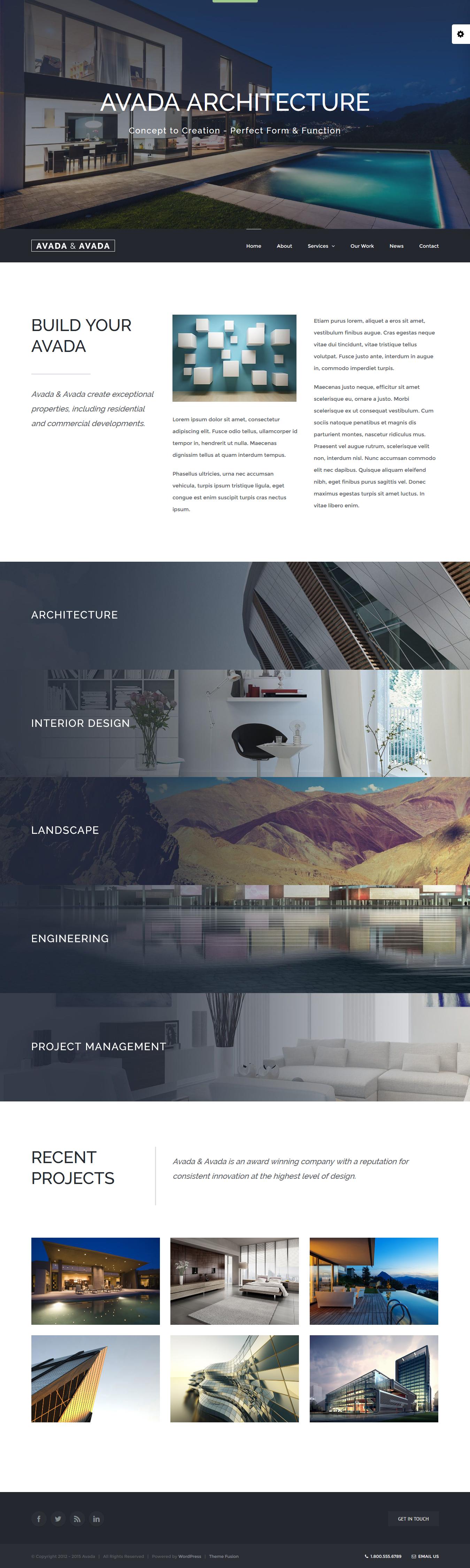 template-professionale-studio-architettura-progettazione