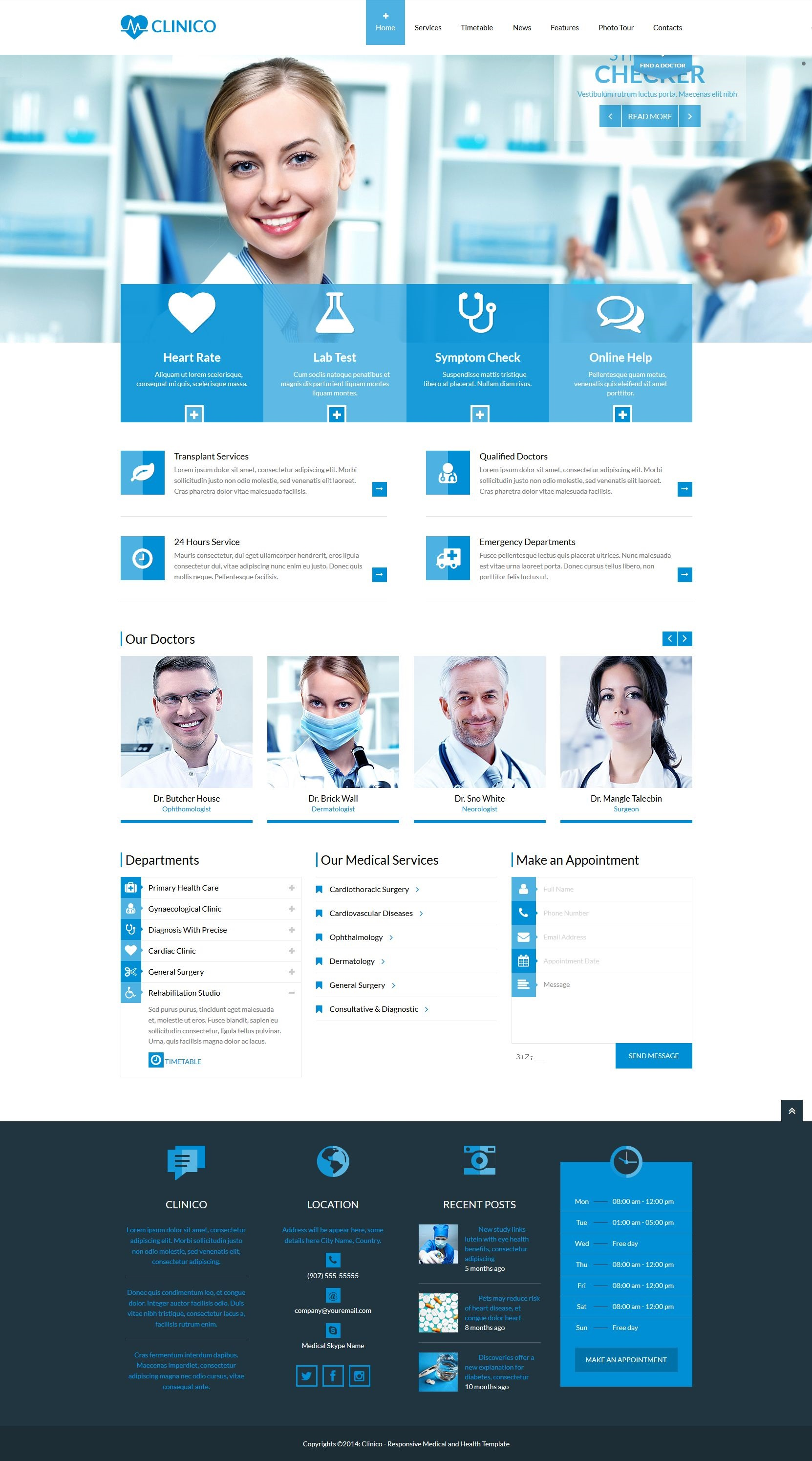 Template-wordpress-studio-medico